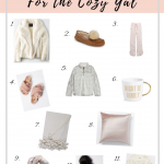 cozy gal gift guide