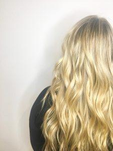 Hair at Roman K. Salon