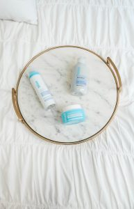 Summer skincare with Bliss