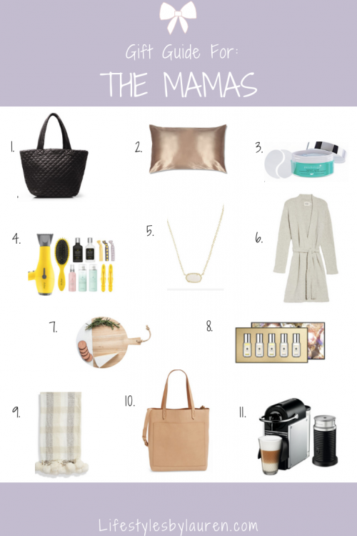 gift guide for the mamas