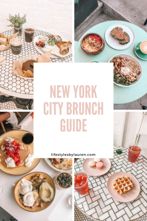 nyc brunch